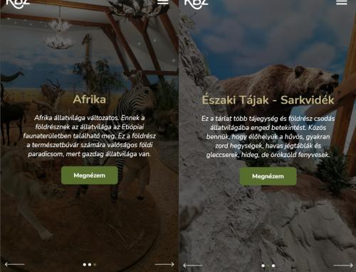 Hunor applikáció a Vadászati ViIágkiállításra