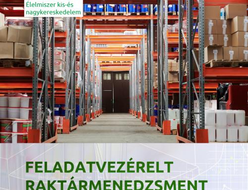 Feladatvezérelt raktárprogram a Reál Hungária Élelmiszer Kft.-nél