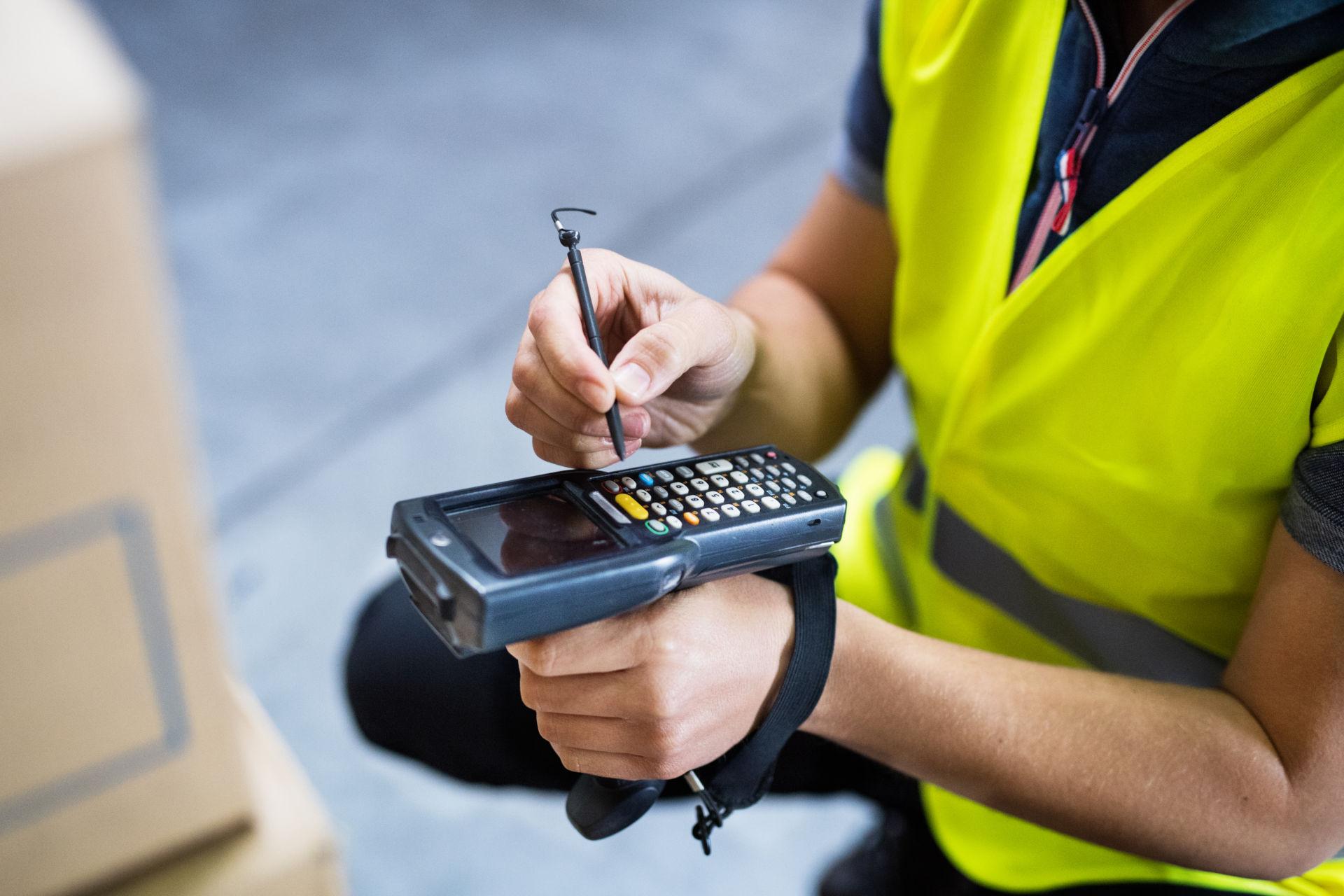 Vevői PDA modul